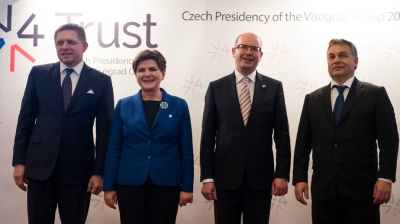 Trump reinvigorates Visegrad's EU revolutionaries